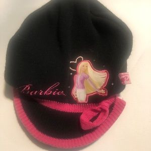 Barbie winter hat (girls)